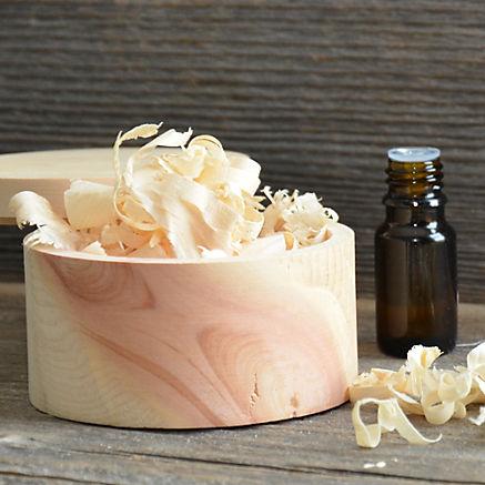 Zirben-Duftdose mit Wohlfühl-Aroma