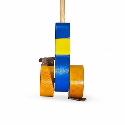 Schiebespielzeug aus Holz