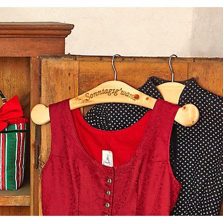 Kleiderbügel Sonntagsgewand