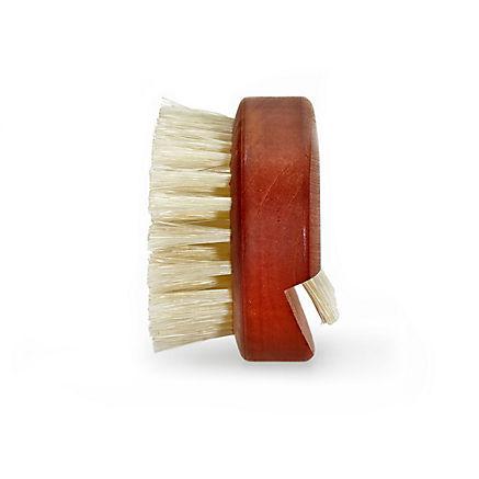 Nagelbürste aus Birnbaumholz