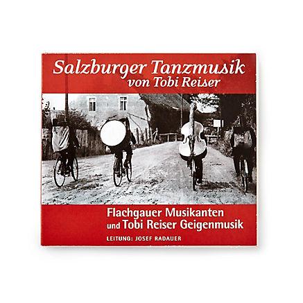 CD Salzburger Tanzmusik