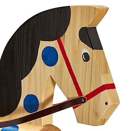 spielzeug pferd aus holz bei. Black Bedroom Furniture Sets. Home Design Ideas