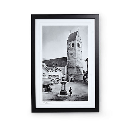 Kunstdruck Zell am See