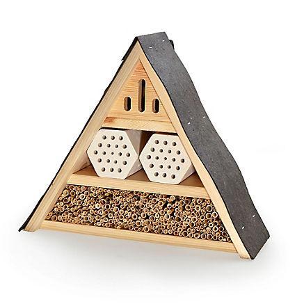 Natürliches Insektenhotel