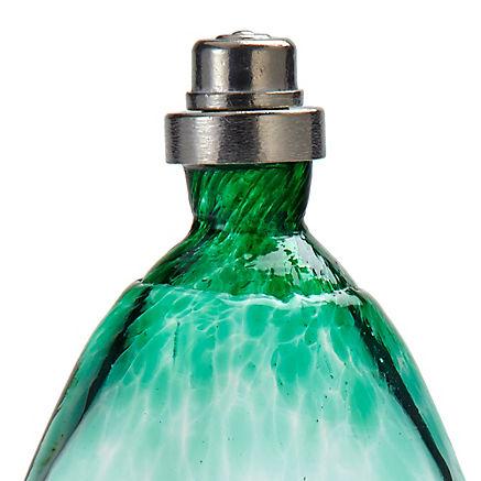 Mundgeblasene Nabelflasche