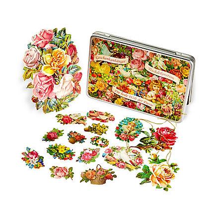 Box Rosen-Glanzbilder