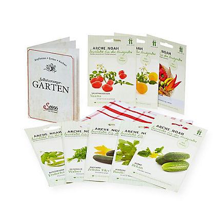 Großes Gemüseraritäten-Set