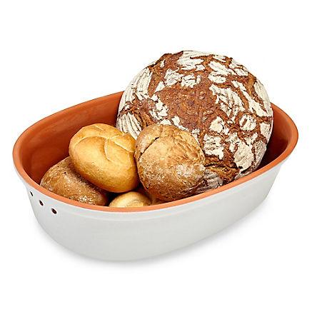 Große Brotdose aus Ton