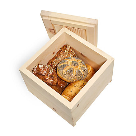 Zirben-Brotdose
