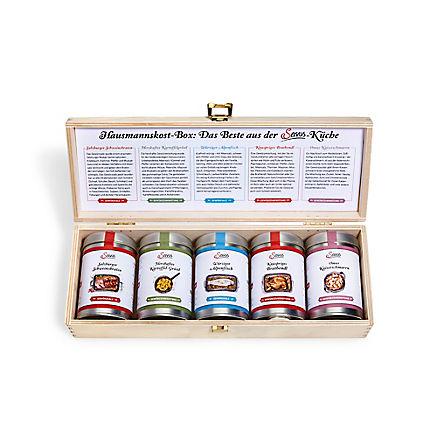 Die Servus Hausmannskost-Box