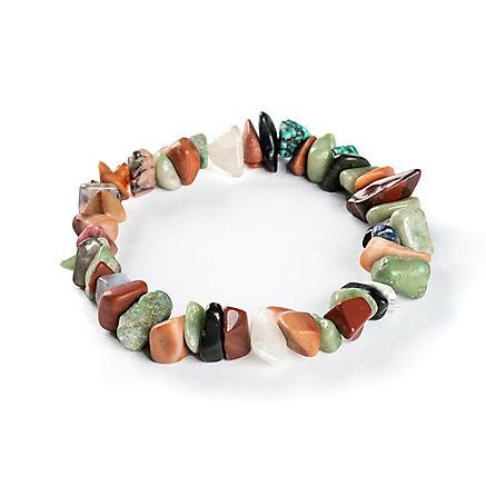Edelstein-Armband