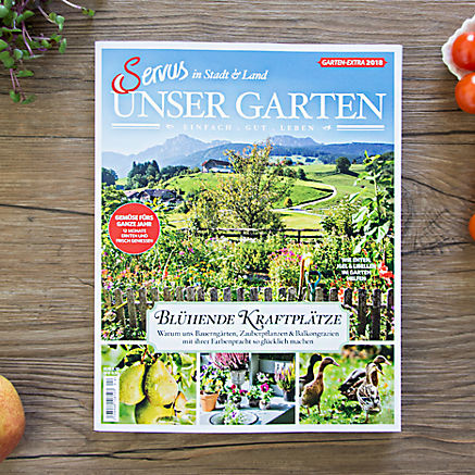 Servus Unser Garten 4