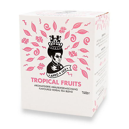 Bio-Tee Tropenfrucht