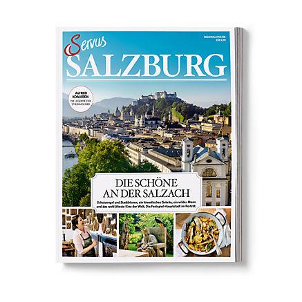 Servus magazin kennenlernen