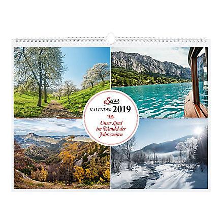 Kalender Jahreszeiten 2019