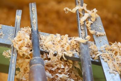 Kerzenhalter aus Zirbenholz