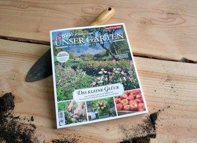 Servus Unser Garten 1