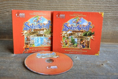 CD Sagenschiff Zweite Reise