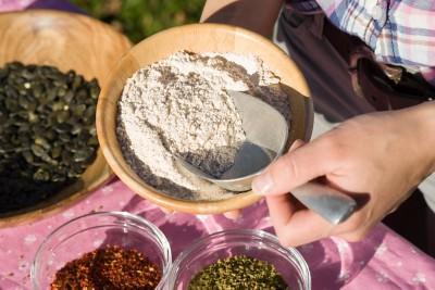 Backmischung Weizenkruste